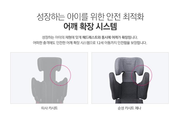[순성카시트]제나카시트_어깨 확장 시스템